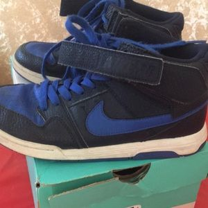 Boys shoes, Nike, Mogan Mid 2 JR B